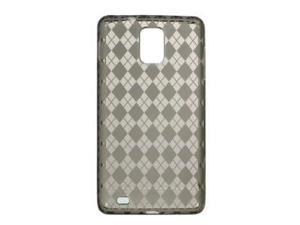 Fosmon TPU Case for Samsung Infuse 4G i997 (Argyle Smoke)