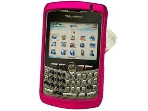 Cellet CCBLK8300HPK2 Proguard Rubberized Coated Shield with Swivel Clip for BlackBerry 8300 8310 8320 8330 Curve - Hot Pink