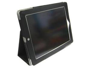 Fosmon Slim Fit Folio Case with Stand for Apple iPad 2nd Gen (Black)