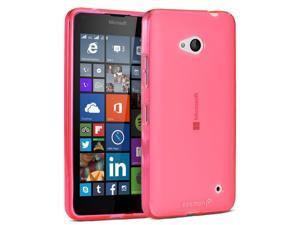 Fosmon DURA-FRO Flexible TPU Case for Microsoft Lumia 640 - Hot Pink