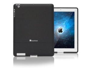 GreatShield iSlide Slim-Fit PolyCarbonate Hard Case for Apple iPad 2 2nd Generation - Black
