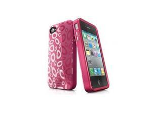 iSkin Solo FX Special Edition Protector Case for iPhone 4S / 4 - Pink