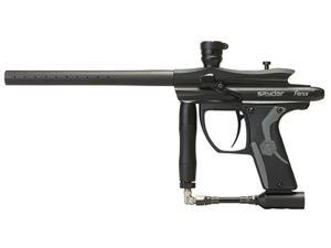 Kingman Spyder 2012 Fenix Paintball Gun - Black