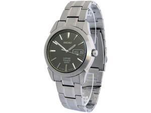 Seiko SGG731 Titanium Quartz Gray Dial