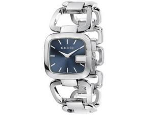Gucci YA125405 Stainless Steel G-Class Blue Dial