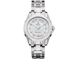 Bulova Precisionist Longwood Women's Quartz Watch 96M108
