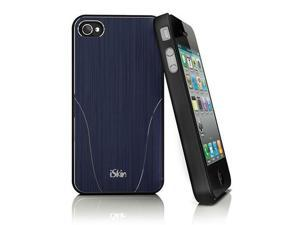 iSkin ARIPH4-BE2 Aura Case for iPhone 4 / 4S - Blue