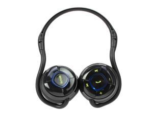 iKross A2DP Bluetooth Stereo Headphone Headset with Black Carrying Case -Hands Free calling for Apple iPhone 5S, iPad Air, ...