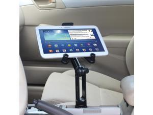 iKross Cup Mount Holder Car Kit for Dell Venue 8 7000 Series ( 7840), Venue 8 (2014), Venue 7 (2014), Venue 11 Pro, Venue 8 Pro, Latitude 10, XPS 10 Tablet, Streak 7, Streak 5 and More
