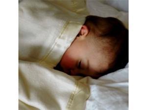 Fleece Bamboo Baby Blanket