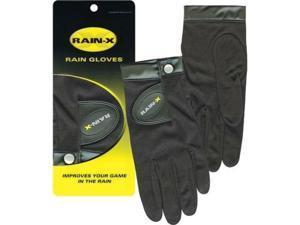Rain-x Golf Rain Gloves Great Grip Men Medium