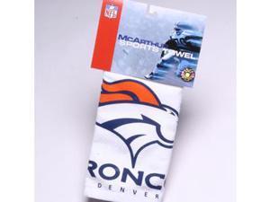 Denver Broncos Official NFL Screened Sports Golf Towel