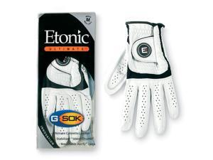 Etonic Ultimate Golf Glove White/Black Mens LH SM