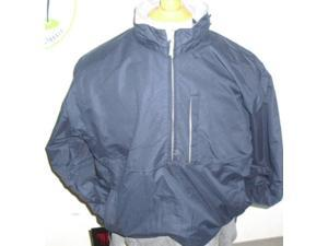 Golf Rain Microfiber Jacket Navy Medium Wear Company