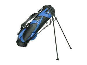 "RJ Sports Typhoon 6"" Mini Stand Golf Bag Royal"