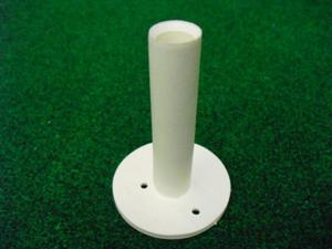 High Quality Rubber Golf tee Use @ Driving Range 2.25""