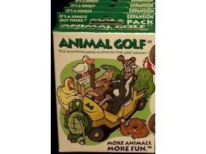 Animal Golf On Course Wagering Game Expansion Pack
