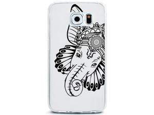 UV Printed TPU Phone Case - Hindu Elephant God Ganesha