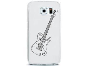 UV Printed TPU Phone Case - Rock Electric Guitar