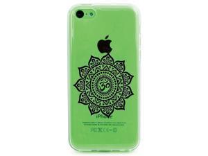 UV Printed TPU Phone Case - Hindu Spiritual Mandala Om