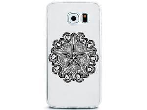 UV Printed TPU Phone Case - Star Tribal Mandala