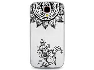 UV Printed TPU Phone Case - Paisley Sun Mandala Flower