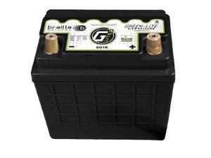 Braille Green-Lite Lithium Ion Technology Battery GU1R -