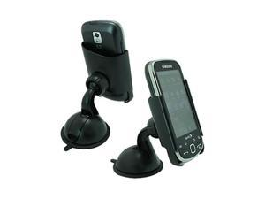 Black OEM Bracketron Universal Cradle-it Adjustable Suction Cup Mount, ORG-295-BX For Apple Iphone 4s 4