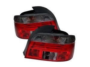Spyder Auto BMW E39 5-Series 97-03 Tail Light - Red Smoke