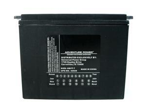UPG Adventure Power UBVT-7 Sealed AGM V-Twin Power Sports Battery 42029