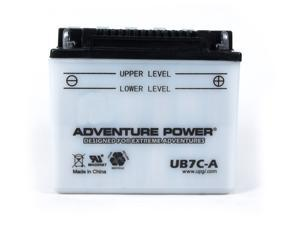 UPG Adventure Power UB7C-A Conventional Power Sports Battery 42508