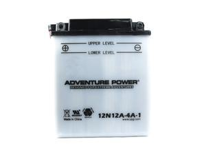 UPG Adventure Power 12N12A-4A-1 Conventional Power Sports Battery 41544
