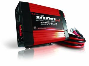Schumacher 1000 Watt Power Inverter PIF-1000 Brown Box
