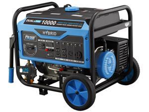 Pulsar Dual Fuel 10,000w Generator with Switch & Go Technology PG10000B16