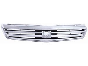 IPCW Grille CWG-HD0907D0C 99-00 Honda Civic Chrome