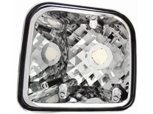 IPCW Bumper Light CWC-346C 06-09 Hummer H3 Crystal Clear