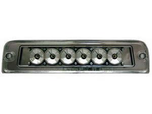 IPCW LED 3rd Brake Light LED3-407S 97-06 Jeep Wrangler Platinum Smoke