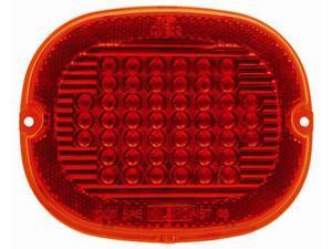 IPCW Tail Lamp LED LEDT-334 91-96 Chevrolet Corvette Ruby Red