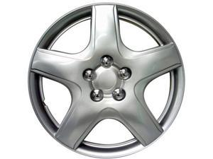 "Autosmart Hubcap Wheel Cover KT987-15S/L 15"" Set of 4"