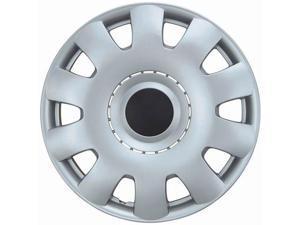 "Autosmart Hubcap Wheel Cover KT986-15S/BK 03-05 VW JETTA 15"" Set of 4"