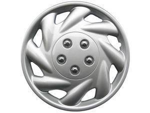 "Autosmart Hubcap Wheel Cover KT869-15S/L 15"" Set of 4"