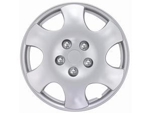"Autosmart Hubcap Wheel Cover KT1015-15S/L 03-04 TOYOTA COROLLA 15"" Set of 4"