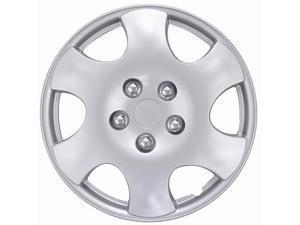 "Autosmart Hubcap Wheel Cover KT1015-15S/L 03-04 TOYOTA COROLLA 15"" Set of 4"