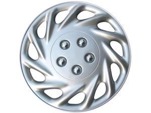 "Autosmart Hubcap Wheel Cover KT858-15S/L 15"" Set of 4"