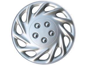 "Autosmart Hubcap Wheel Cover KT858-15S/L 15"" Set of 4"