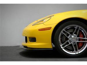 APR Carbon Fiber Front Airdam FA-208006 06-11 Chevrolet  Corvette/C6 ZO6 ONLY