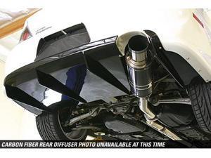 APR Carbon Fiber Rear Diffuser AB-485019 03-07 Mitsubishi EVO 8&9
