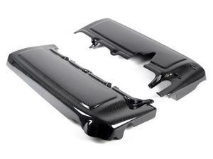 Carbign Craft Carbon Fiber Fuel Rail Cover/Pair CBE-MUGFUEL 05-10 Ford Mustang