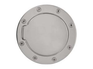 Bully Chrome w/lock Gas Door 03-06 Hummer Fuel Filler Door Cover Chrome Plated Finish Billet Aluminum GD-110C