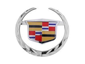 Bully Cadillac Escalade Logo Hitch Cover Chrome CR-141